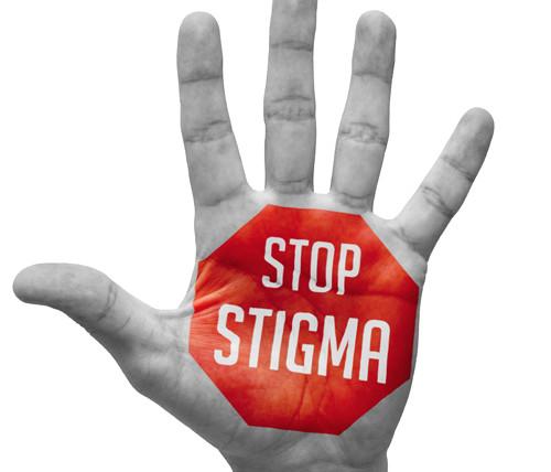 Stop Stigma Sign