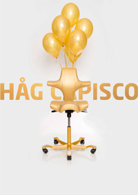 HAG celebrate 30 years with Capisco