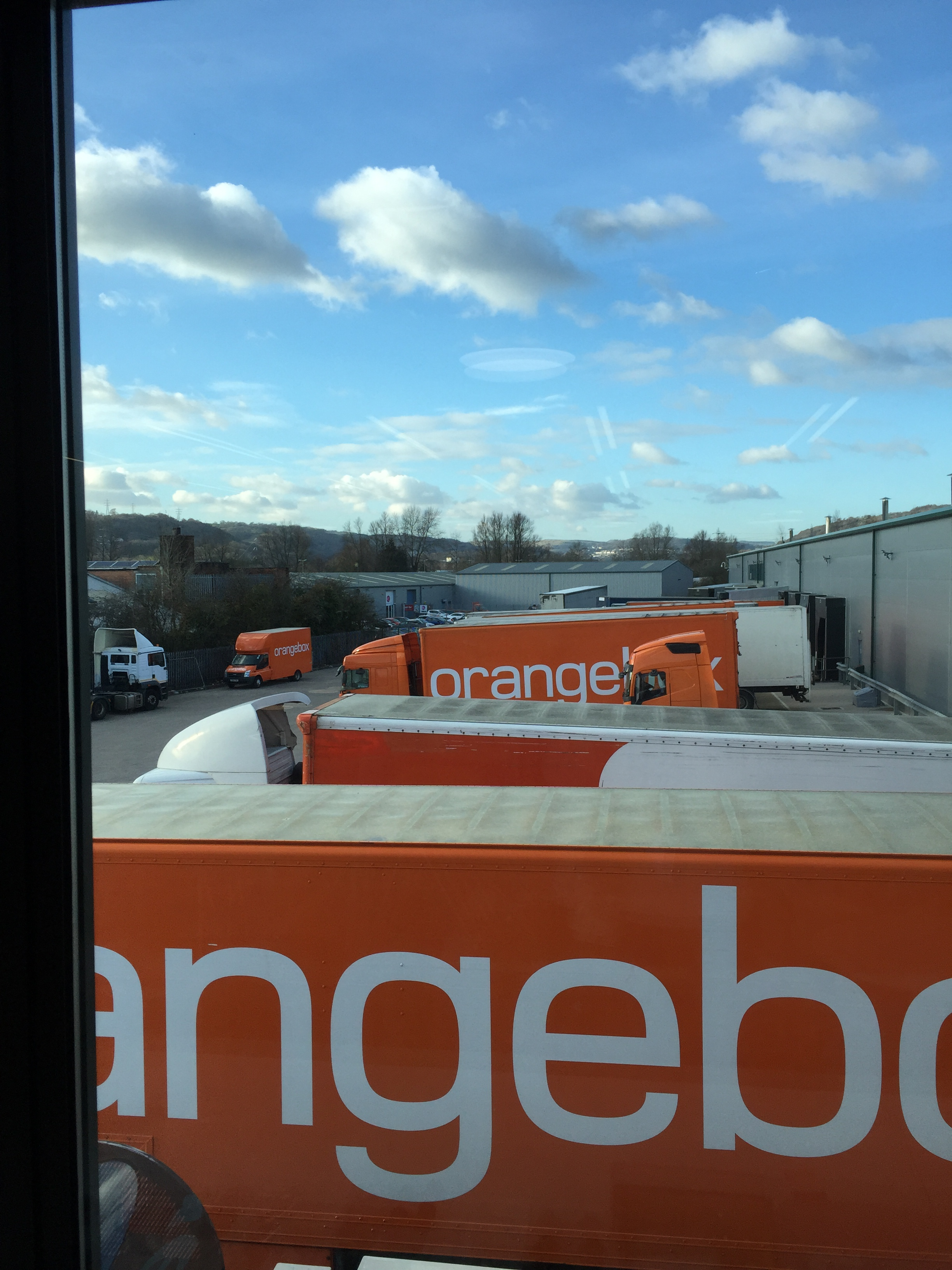 Orangebox Lorries