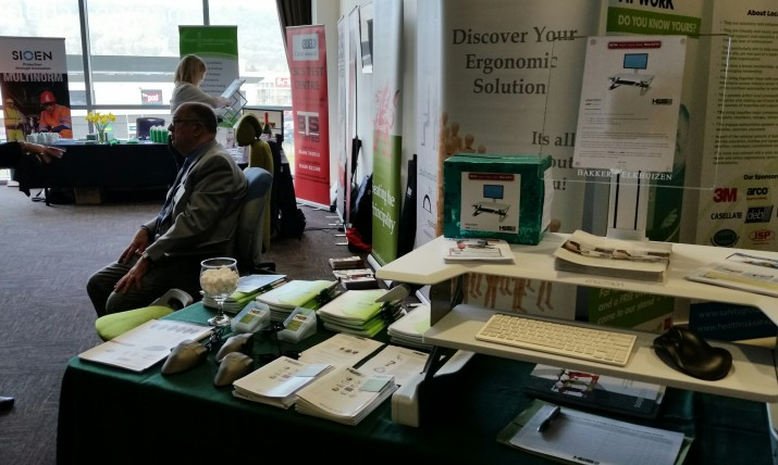 Stall at H&S Conference